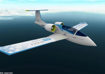 La Normandie pour l'Avion plus électrique