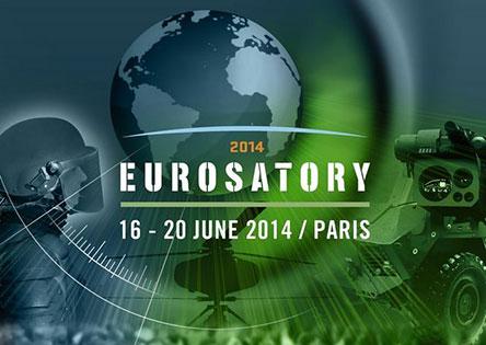12 entreprises de la filière Normandie AeroEspace participent ensemble au salon EUROSATORY 2014