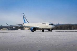 Le nouvel avion CS300 de Bombardier va s'envoler pour son premier vol d'essai le 26 février – Aéronautique