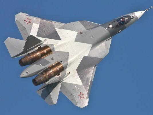 Nouveau turboréacteur pour le Sukhoi T-50 PAK-FA – Air et Cosmos