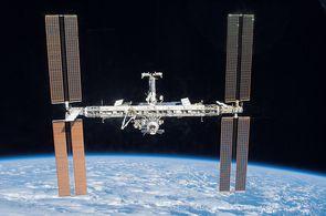 Un chasseur de débris pour la station spatiale – Spatial