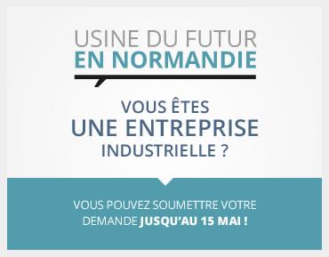 « L'Usine du Futur en Normandie », c'est maintenant ! – MIRIADE