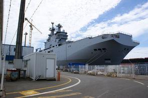 La France aurait proposé à la Russie une rupture du contrat des navires de guerre Mistral – Construction navale (civile ou militaire)