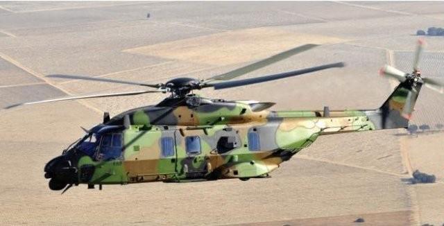 Au contact! l'armée de terre se dote d'une brigade hélicoptère – Air et Cosmos