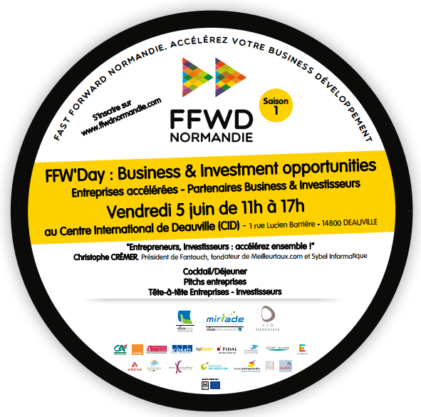Invitation FFWDay – 5 juin 2015 – Deauville