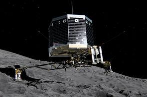 Philae s'est reveillé ! – Spatial