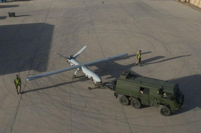 Drones tactiques: Thales joue la carte «made in France» avec le Watchkeeper britannique – L'Usine de l'Aéro