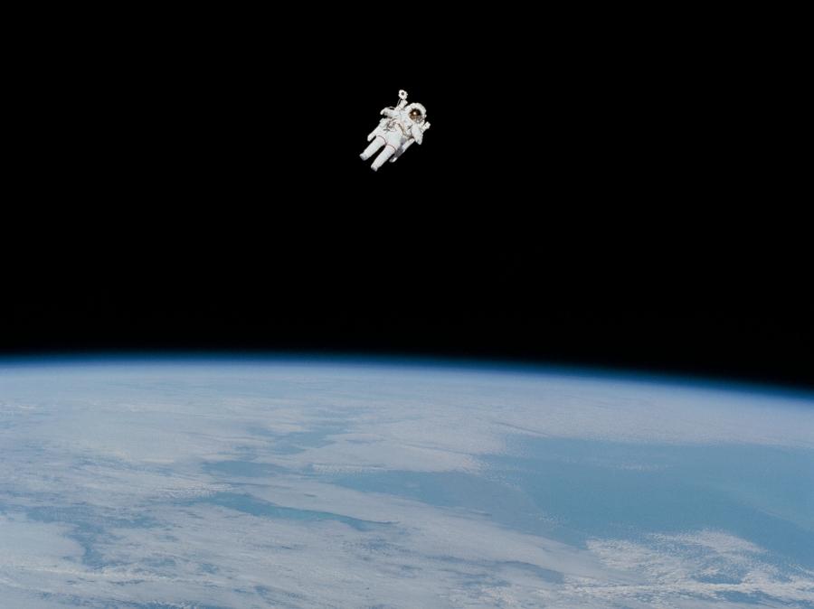 L'image : La Nasa fête 50 ans de sorties extravéhiculaires – Air et Cosmos