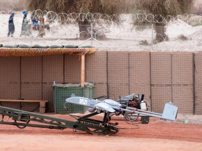 Un drone tactique suédois au Mali – Air et Cosmos