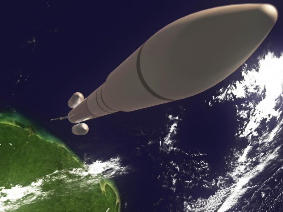 Airbus dévoile ses concepts pour des lanceurs semi-réutilisables – Air et Cosmos