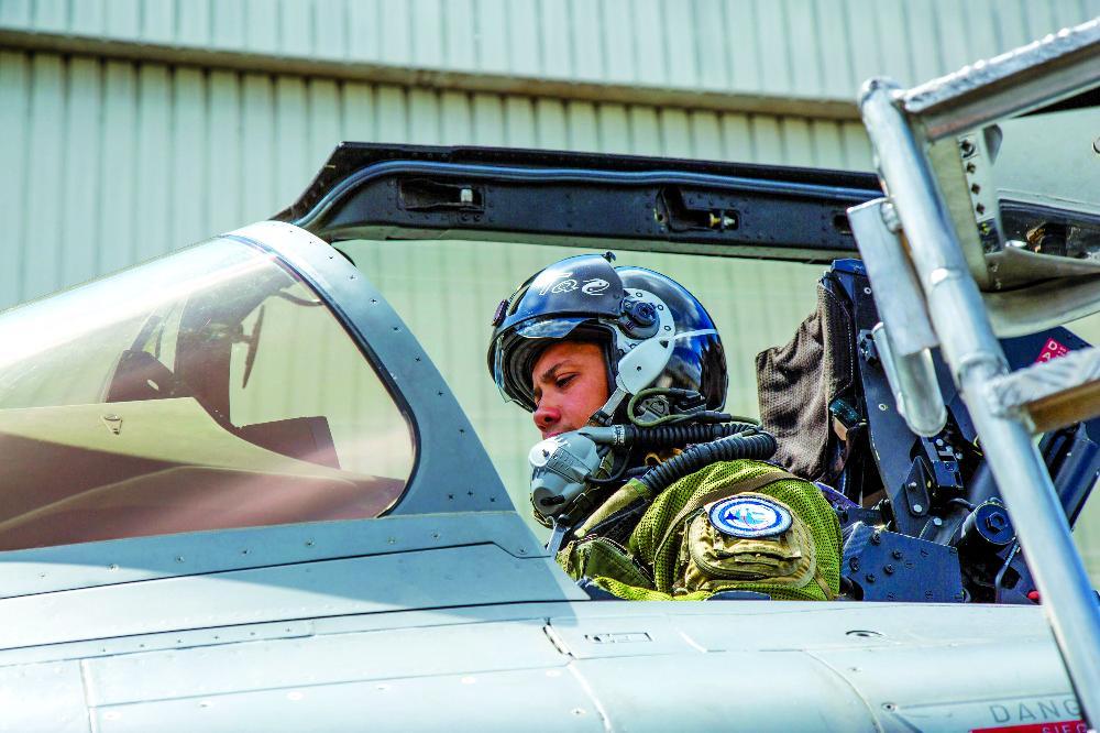 Le francilien Factem isole du bruit les pilotes d'avion