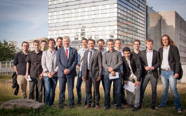 IUT de Rouen – 10 bougies pour la Licence Pro Electronique option aéronautique et spatial