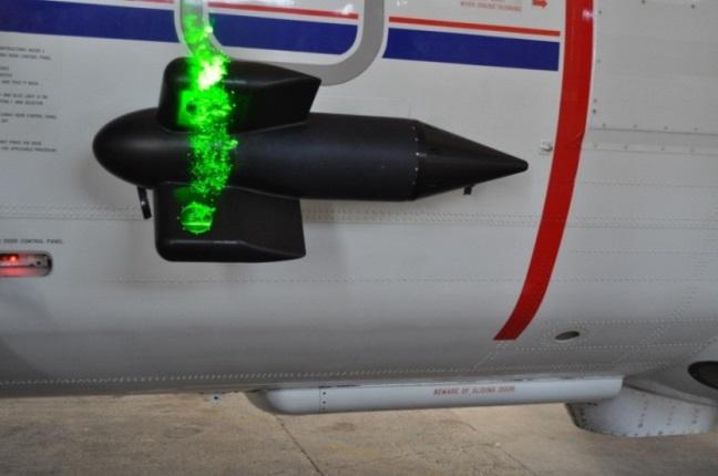 CORIA : Développement d'un prototype aéroporté pour la mesure de la taille de gouttes dans les nuages