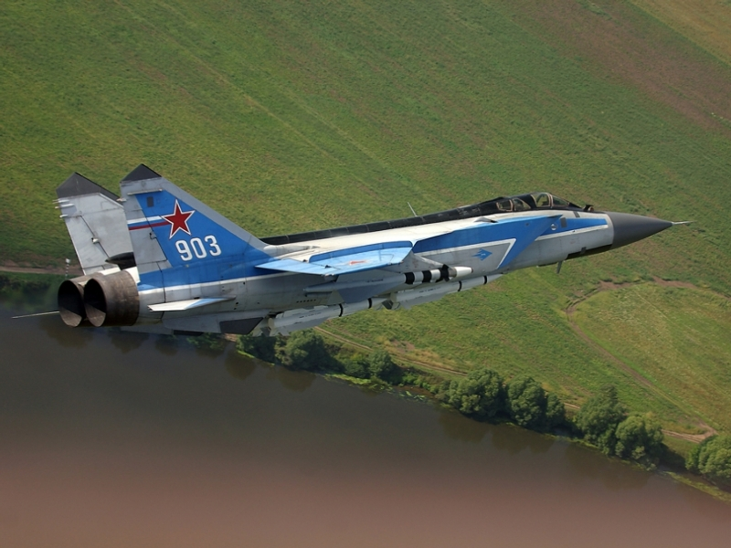 Russie : Vers le remplacement du MiG-31 – Air&Cosmos