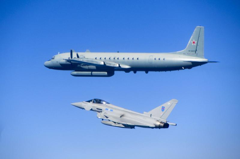 Baltique : 40 «interceptions» en 3 mois pour les Typhoon britanniques – Air&Cosmos