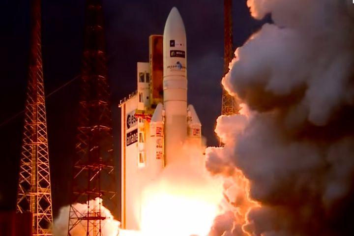 Micro lanceurs : la proposition d'Arianespace fait pschitt… – Spatial