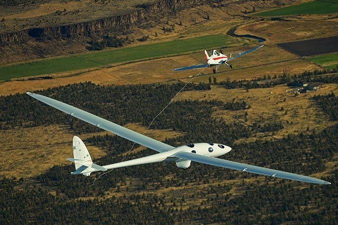 En images : Quand Airbus Group fait voler des avions sans moteur – L'Usine de l'Aéro