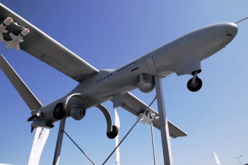 Drone tactique : Thales et WB Electronics annoncent leur partenariat – Air&Cosmos