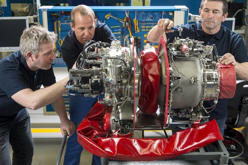 Bell a reçu son premier Turbomeca Arrius 2R pour le Jet Ranger X – Air&Cosmos