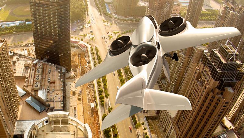 Un nouvel aéronef hybride, le TriFan 600 – Air&Cosmos