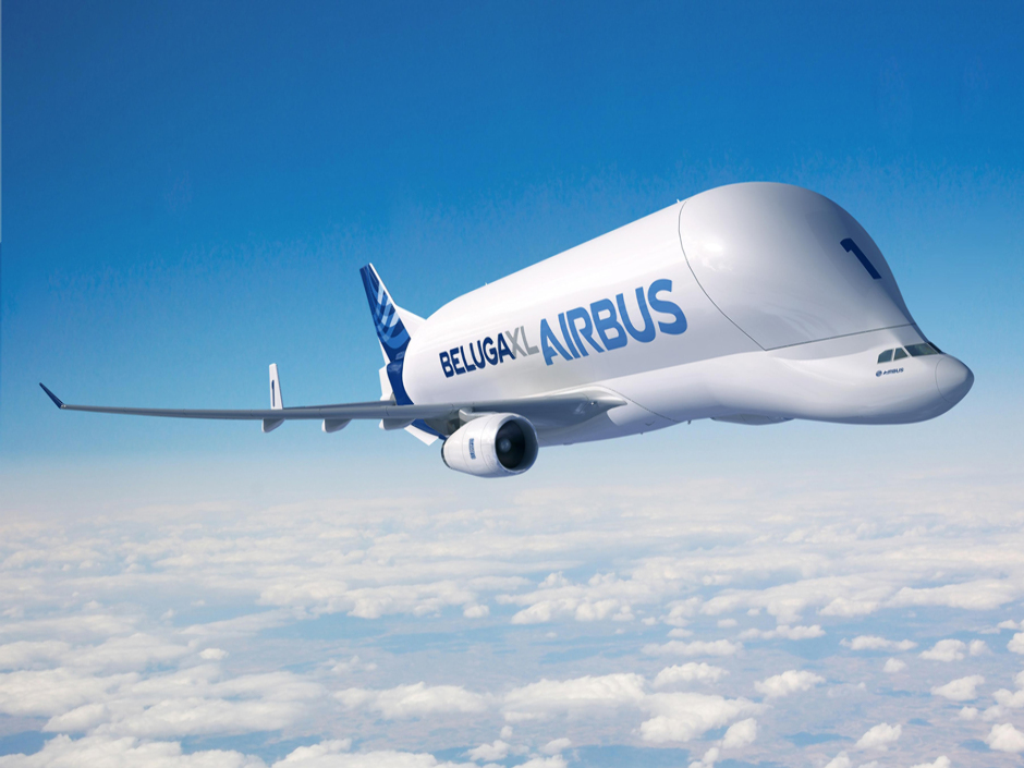 Le Beluga XL affiche ses mensurations – Air&Cosmos