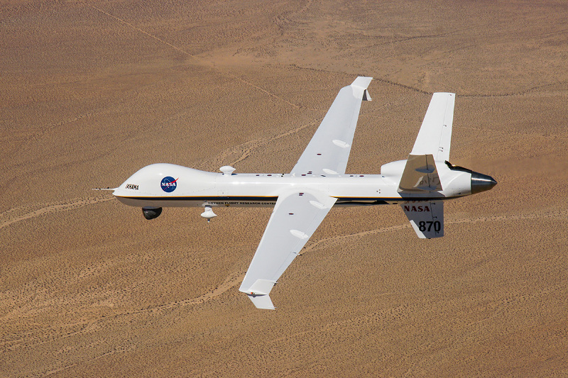 Nasa teste des systèmes anticollision pour drones – Air&Cosmos