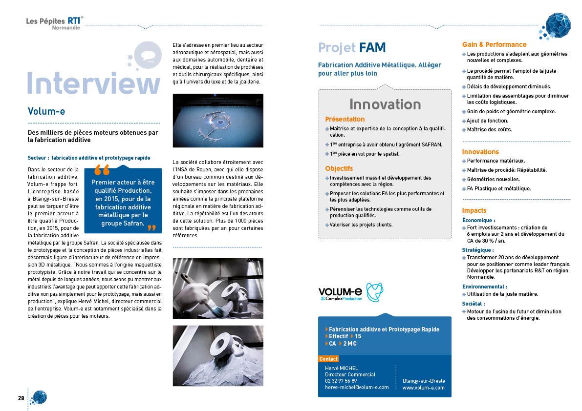 Rencontres regionales de l'innovation evreux