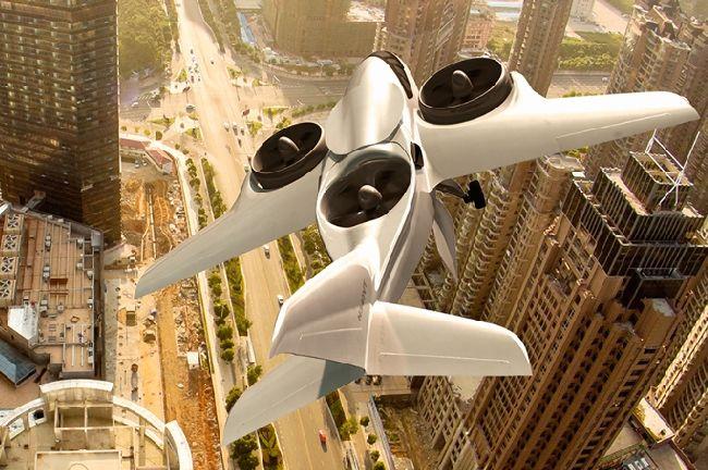 XTI Aircraft lève 10 millions de dollars pour son TriFan 600 – L'Usine de l'Aéro