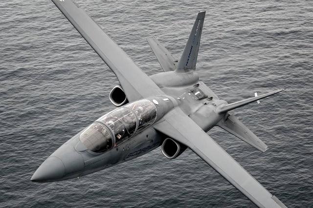 Le Scorpion de Textron pour l'U.S. Navy ? – Air&Cosmos