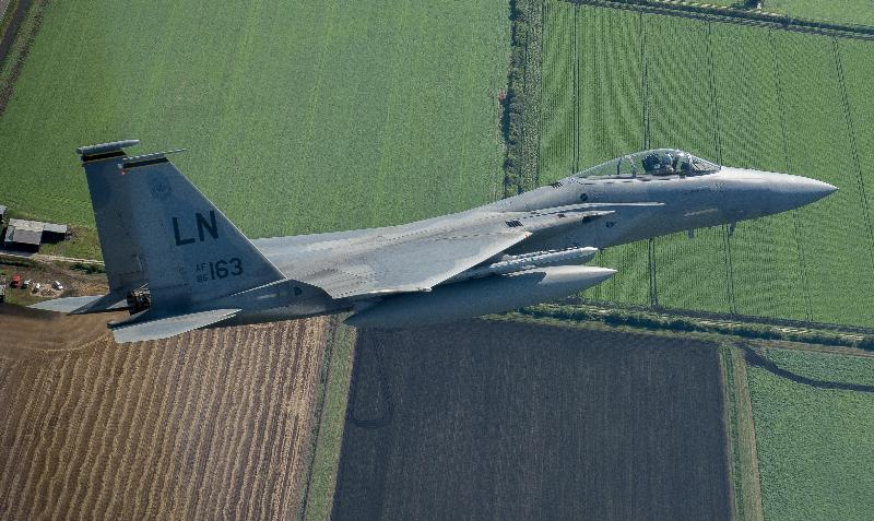 Boeing modernisera l'autoprotection des F-15 – Air&Cosmos