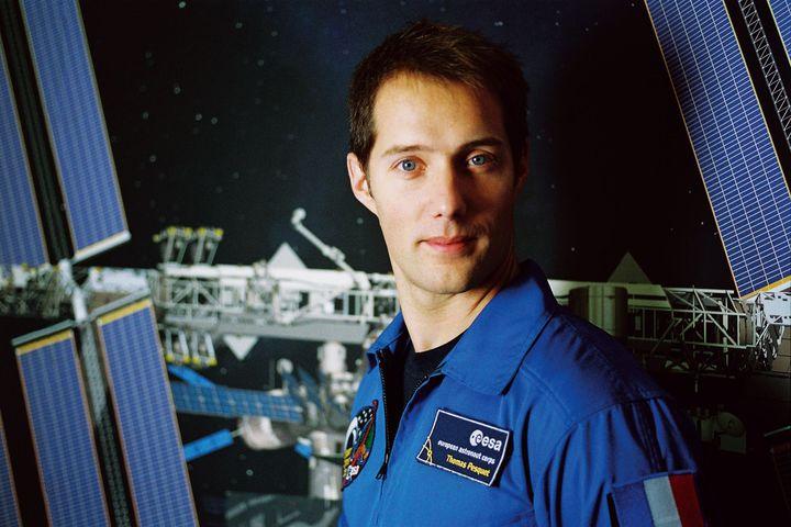 Thomas Pesquet, le numéro 10 de l'équipe spatiale française – L'Usine de l'Aéro
