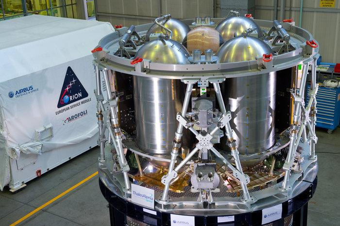 Orion : la Nasa teste le module de service européen – Air&Cosmos