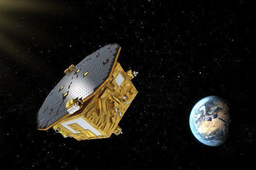 Le satellite Lisa Pathfinder, un laboratoire gravitationnel dans l'espace – Spatial