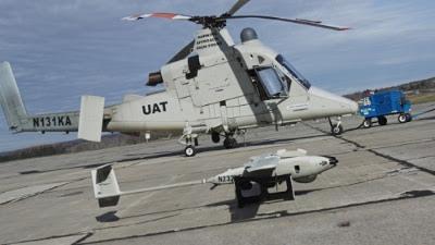 Lockheed Martin teste la collaboration entre drones – Air&Cosmos