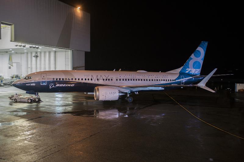 Sortie d'usine pour le Boeing 737 Max 8 – Air&Cosmos
