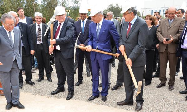 STELIA Aerospace lance la construction d'une nouvelle usine au Maroc, actualité aéronautique ::: Le Journal de l'Aviation
