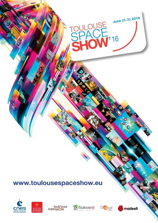 Salon Toulouse Space Show le Mardi 28 au jeudi 30 juin à Toulouse