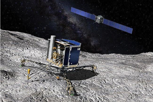 Mission Rosetta : Philae ne répondra plus… – L'Usine de l'Aéro