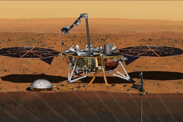 L'instrument du Cnes qui a poussé la Nasa à reporter sa mission sur Mars – L'Usine de l'Aéro