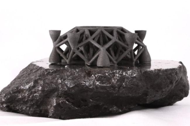 Planetary Resources dévoile un objet imprimé en 3D à base de métaux de l'espace – Forge et travail des métaux