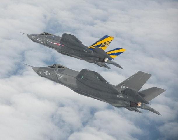 F-35, des réservoirs victimes de surpression – Air&Cosmos