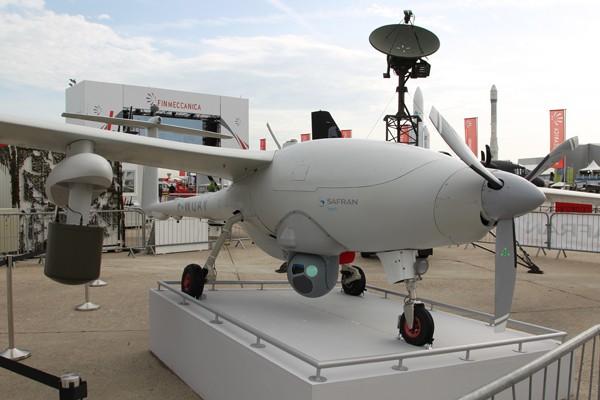 Le futur drone tactique de l'armée de terre est le Patroller de Sagem – Air&Cosmos