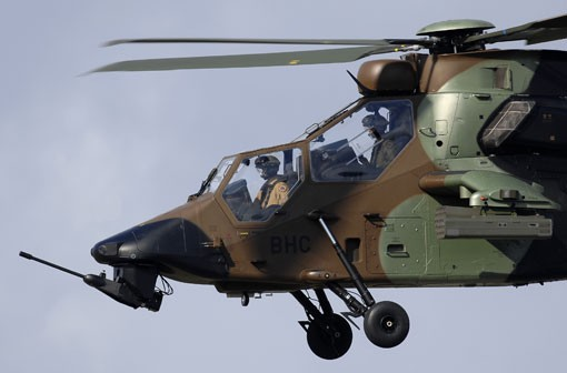 La DGA commande 7 hélicoptères Tigre supplémentaires – Air&Cosmos