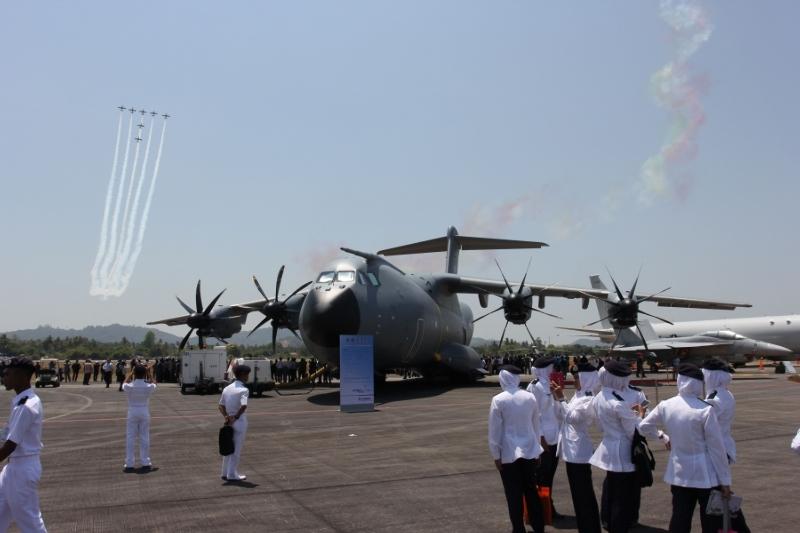 A400M: et de deux pour la Malaisie – Air&Cosmos