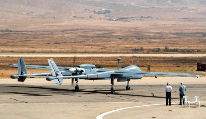 L'Allemagne choisit le drone Heron TP – Air&Cosmos