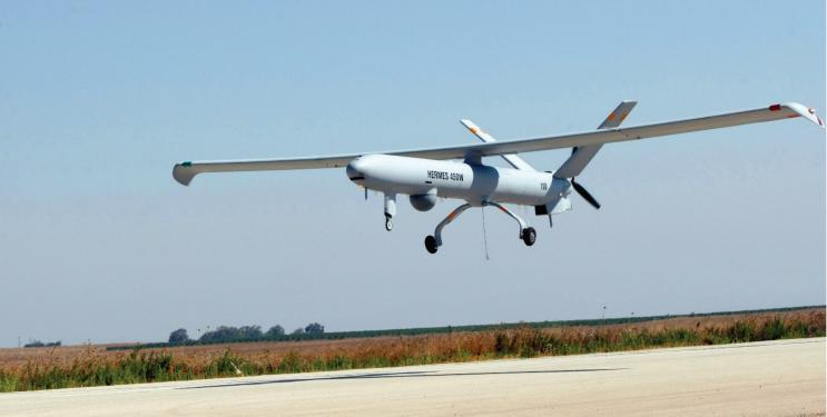 Le drone de l'armée de terre attendra – Air&Cosmos