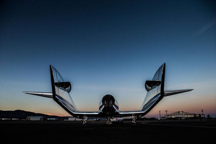Virgin Galactic présente Unity, son nouveau vaisseau suborbital SpaceShipTwo – L'Usine de l'Aéro