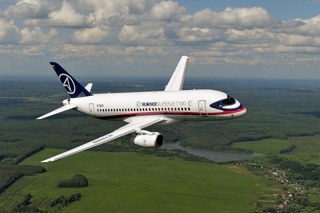 Des Sukhoï SuperJet 100 aux couleurs d'Air France ? – Air&Cosmos
