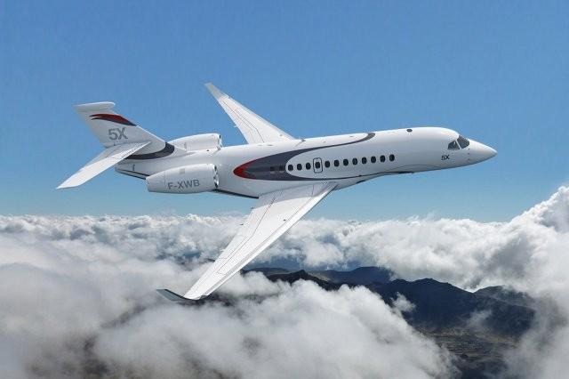 Dassault: deux ans de retard pour le Falcon 5X – Air&Cosmos