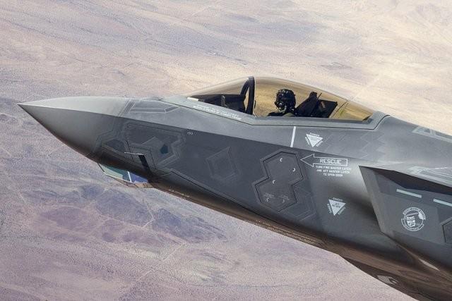 Plus de 50 000 heures de vol pour la flotte de F-35 – Air&Cosmos